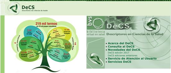 Sobre el DeCS